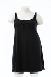 A-lijn jurkje pretty in black basiskleur